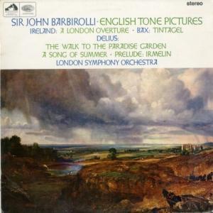 イギリス音楽の詩情を求めて◉バルビローリ指揮ロンドン響 夏の歌、楽園への歩み ― 慈しみに溢れた愛すべき名演