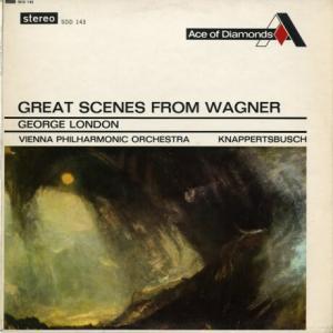 地鳴りがするようなオーディオ的快感を覚える◉ロンドン、クナッパーツブッシュ指揮ウィーン・フィル ワーグナー・名場面集