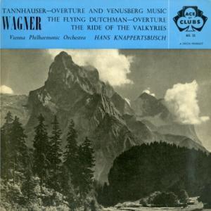 スケール雄大で濃厚、自分の信じる流儀を貫く ― クナッパーツブッシュ指揮ウィーン・フィルのワーグナー・大序曲集