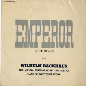 千変万化*バックハウス、シュミット=イッセルシュテット指揮ウィーン・フィル ベートーヴェン・ピアノ協奏曲5番「皇帝」