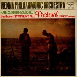 永遠の演奏のお手本☆シュミット=イッセルシュテット指揮ウィーン・フィル ベートーヴェン・交響曲第6番《田園》