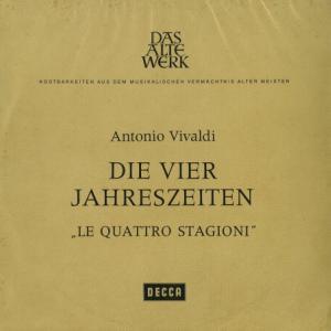 伝説の名盤は変わり種だった ― クロツィンガー ミュンヒンガー指揮シュトゥットガルト室内管 ヴィヴァルディ・四季