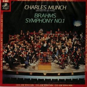 ミュンシュの人生そのものと云える仕上がり◆シャルル・ミュンシュ指揮パリ管 ブラームス 交響曲1番
