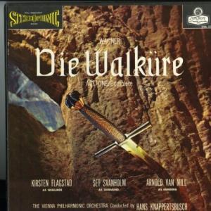 胸のすく音の洪水◉クナッパーツブッシュ指揮ウィーン・フィル ワーグナー・ワルキューレ第一幕・神々の黄昏