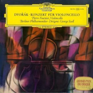♪のびやかな〝うた〟が魅力的 フルニエ&セル&ベルリン・フィル ドヴォルザーク・チェロ協奏曲