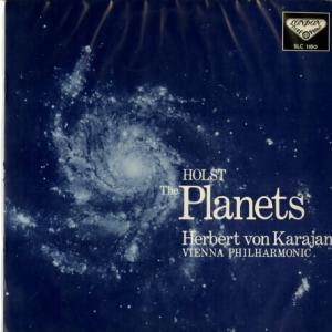 幸福の魔法 最初の「惑星」初ステレオ録音★カラヤン指揮ウィーン・フィル ホルスト・惑星