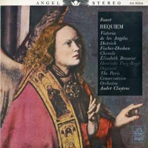 ♪歴史的な教会に鳴り響く敬虔の響き ― アンドレ・クリュイタンス最高の名盤。フォーレの《レクイエム》