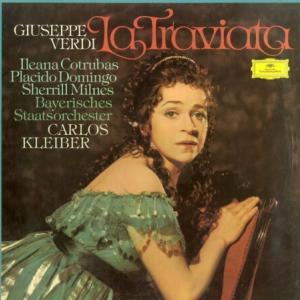通販レコードのご案内♭カルロス・クライバーの「椿姫」、ヴンダーリヒのモーツァルト「後宮からの誘拐」 ほか