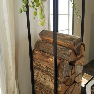 ショールームの「暖炉・薪ストーブ」