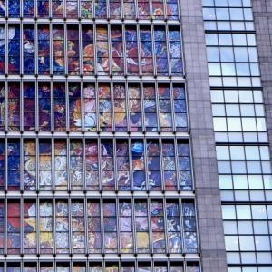 東京大壁画 丸の内