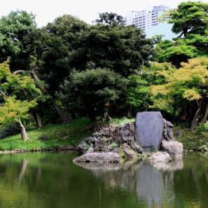 9月の小石川後楽園