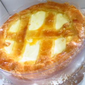 クリーミーな出逢い…岩手・トロイカさんのベイクドチーズケーキ