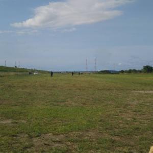今日は、立田で草刈り‼️