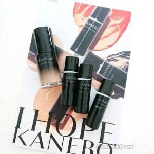 9月4日新発売!KANEBOの新作ファンデーション