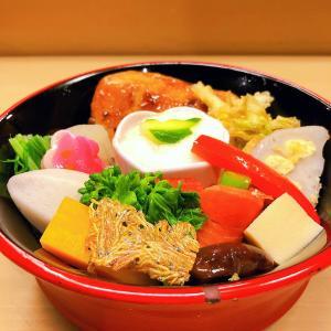 ◆彩席ちもと@京都(祇園四条)◆名物はふわふわ玉子宝楽♪ 手軽に京都らしさも愉しめる「京点心」ランチがいただけるお店です。