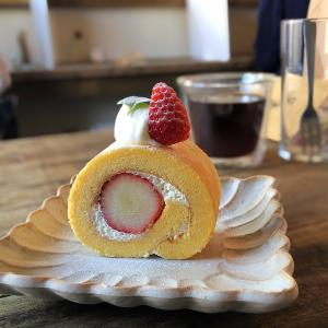 ◆リコリス@赤羽岩淵◆もっちりロールケーキ♪