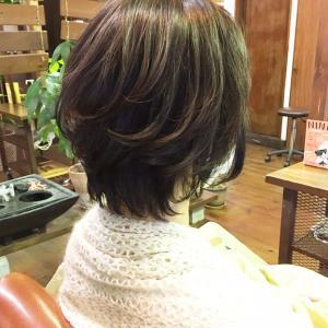 サラサラすぎる髪質