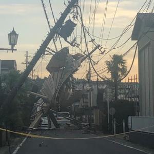 千葉県の被災者に、支援物資を送ろう-!