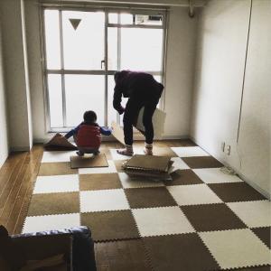 仕事場作り