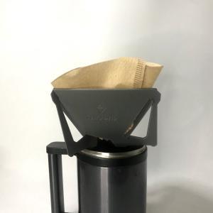 コーヒーライドの荷物を更に軽くしよう。次はパーコレーターだ。