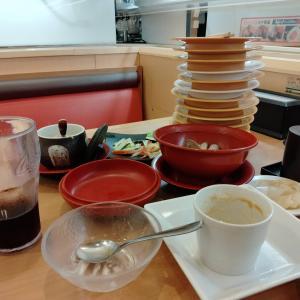 かっぱ寿司の食べ放題に行ってきた