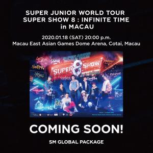 SJ★【SS8-MACAU!SM Global Package】