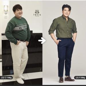 SJ★17kg減量!まだ半分にも…。【ヒョクちゃんは観光!】