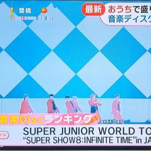 SJ★ めざましテレビ♪4位【TV情報】