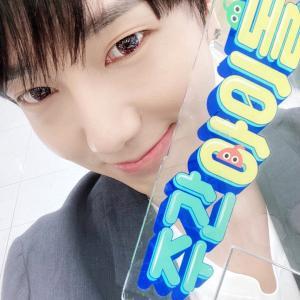 KRY★シウォン【週刊アイドル-本放死守❤ SMile Green Challenge】