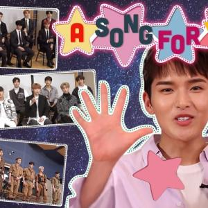 SJ★ A Song For You 5-日本放送♪【シへの秘密とは?】