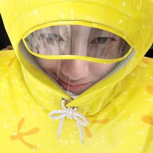 イェソン★【雨が降らない事を願って(⸝⸝⸝'✧'⸝⸝⸝)ピヨ】