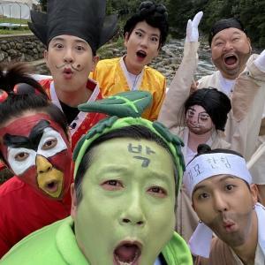 キュヒョン★ 現場写真公開-新西遊記8【歌まね能力者の正体公開】
