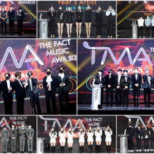 SJ★【日本語字幕版『2020 THE FACT MUSIC AWARDS』日本独占配信】