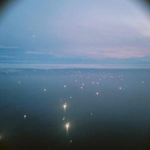 イェソン★イトゥク【海の上に星が浮かんでる✰撮影現場にて!】