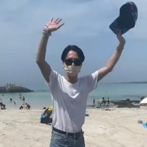 イェソン★ドンヘ【海からのIG LIVE☆ドンへちゃんは何を?】