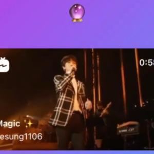 SJ★【bubbleに興奮❤懐かし映像!ウンシヘ可愛い♬】