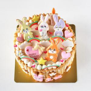 おちびのバースデーケーキ