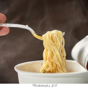 カップ麺・インスタント麺を食べるな!!危険!!