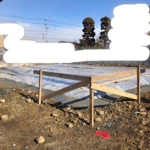 ◆FPの家大河原|基礎工事始まりました~♪