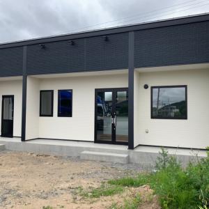 ◆W社様社屋新築工事|お引渡しまでもうすぐ☆
