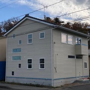◆FPの家|柴田町|H邸 足場が取れました~♪