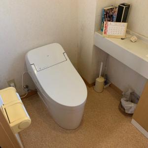 ◆トイレ交換~ビフォー・アフター