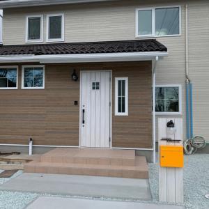 ◆FPの家|柴田町|aiあるnekoと暮らす家|ポストがキュート♡