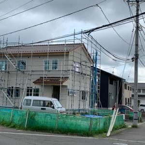 ◆大河原町 新築 K邸 外壁工事完了しました☆
