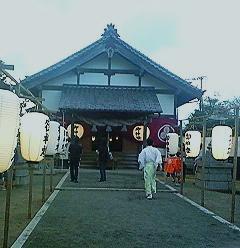^-^◆ 伝統の秋祭り 守り続ける仲間たち【11】
