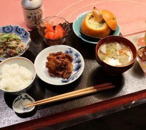 2月16日 夕食 & 北海道その4