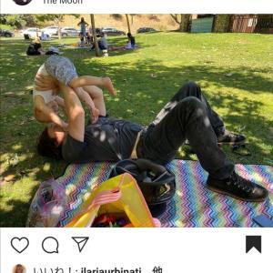『ウォーキング・デッド』のノーマン・リーダスが、娘ちゃんとの写真公開!ほっこりだけど一言言わせて