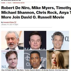 マティアス・スーナールツファンの皆さま!ビッグニュースです!超豪華キャスト映画に出演!