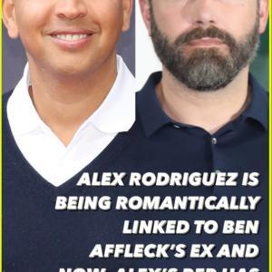 アレックス・ロドリゲスがベン・アフレックの元カノとイイカンジだってざわつかせてマス!