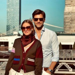 祝!オリビア・パレルモ&ヨハネス・ヒューブルが結婚7周年ですって!